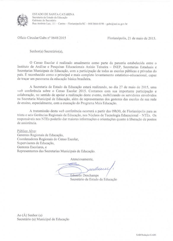 OFÍCIO WEB SITE