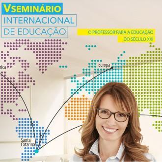 V Seminário Internacional de Educação2