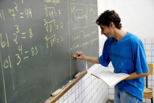 Piso dos Professores