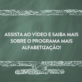 Vídeo Mais Alfabetização