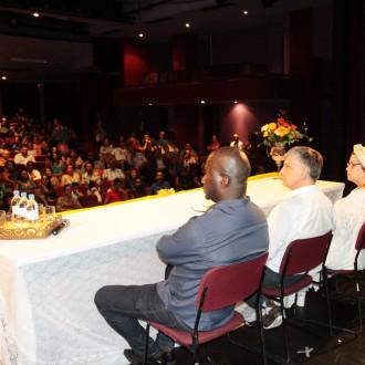 Seminário Educação Racial / Foto: Phelippe José/Secom/Prefeitura de Joinville