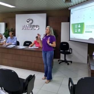 Articuladora estadual - Claci Lorenzon