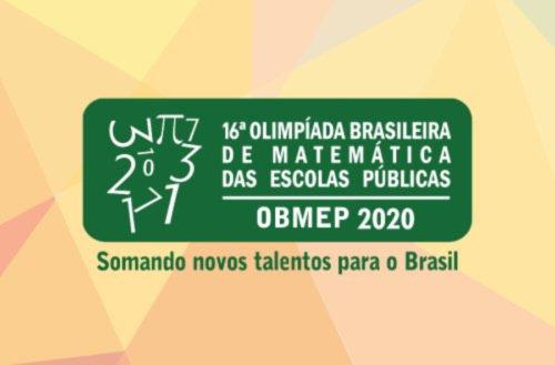 Prova da 1ª fase da Obmep será em 22 de setembro; confira todo o ...